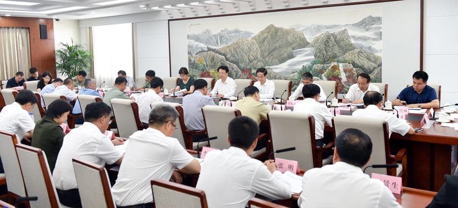 景俊海在省双拥工作领导小组全体(扩大)会议上强调
