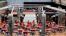 第三届消夏避暑全民休闲季暨吉林非物质文化遗产节盛大开幕 01