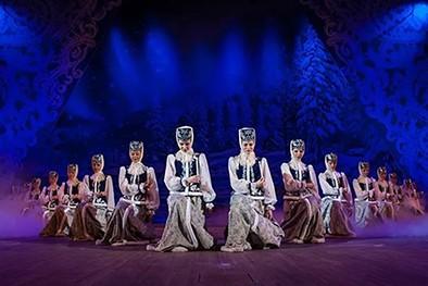(缩略图)俄罗斯国立戈登科舞蹈团《欢乐的西伯利亚》