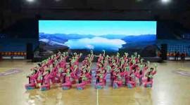 (缩略图)省文化馆创编的广场舞《关东情》荣获全国10部广场舞推广作品