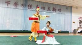 (缩略图)省文旅厅专家组一行赴吉林省戏曲剧院吉剧团观摩二人转剧目
