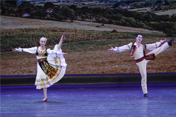 戈登科舞蹈团舞出多彩俄罗斯02
