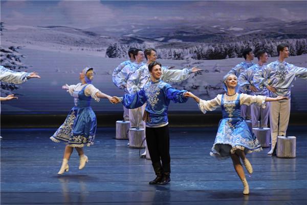 戈登科舞蹈团舞出多彩俄罗斯03
