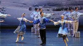 (缩略图)戈登科舞蹈团舞出多彩俄罗斯