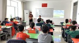(缩略图)龙井市图书馆语文素养提升培训班开课