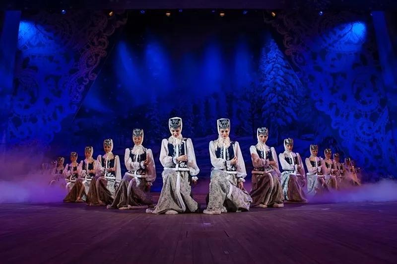 20200112俄罗斯国立戈登科舞蹈团《欢乐的西伯利亚》01