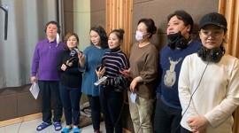 (缩略图)延吉市朝鲜族非遗中心积极参与抗击疫情文艺创作活动01