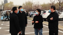 (缩略图)杨安娣厅长带队检查督导五一期间疫情防控和安全生产情况