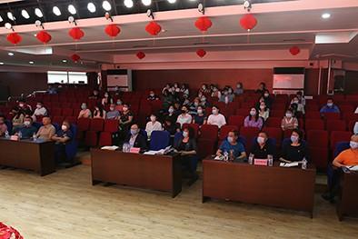"""(缩略图)吉林文化大厦""""迎七·一""""主题党课讲座活动举办"""