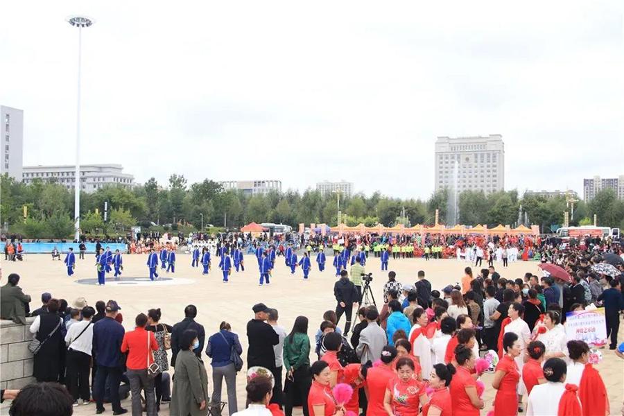 东丰县举办第二届辽源城市节•东丰主题日暨市民文化节活动 01