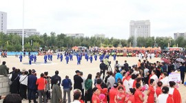 (缩略图)东丰县举办第二届辽源城市节•东丰主题日暨市民文化节活动