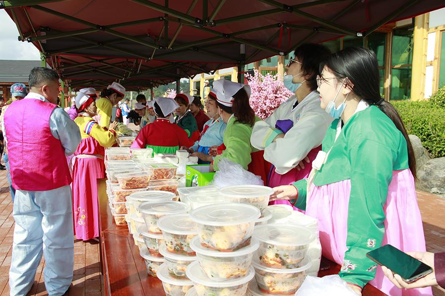 吉林市举办第十届朝鲜族农民文化节 02
