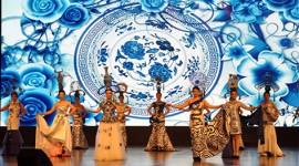 (缩略图)第二届吉林省民族服装服饰文化节暨梅河口旅游文化活动日启动