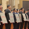 """(缩略图)吉林省图书馆获""""第六届全国文明单位""""荣誉称号"""