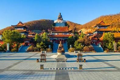 """(缩略图)敦化荣获""""2020中国县域旅游发展潜力百强县市""""称号"""