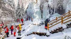 (缩略图)白山市推出冬季风光摄影民俗体验3日游经典线路