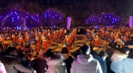 (缩略图)长白山举办正月十五灯谜会
